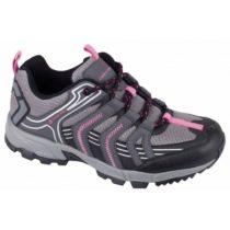 ALPINE PRO FARRA šedá 37 - Dámska outdoorová obuv nízka