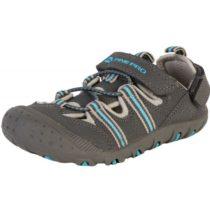 ALPINE PRO FOLEY modrá 35 - Detská letná obuv
