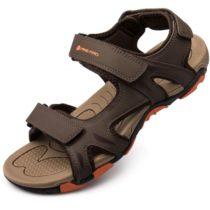 ALPINE PRO HANOS hnedá 41 - Pánska obuv