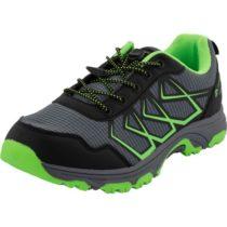 ALPINE PRO JACOBO šedá 35 - Detská športová obuv