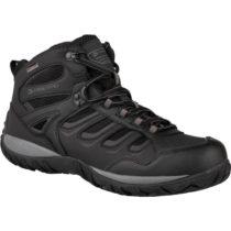 ALPINE PRO KOLAS čierna 43 - Pánska outdoorová obuv