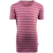 ALPINE PRO KONTRO svetlo ružová 104-110 - Dievčenské tričko