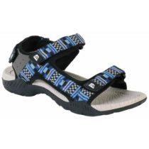 ALPINE PRO LAUN modrá 41 - Pánska letná obuv