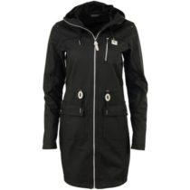 ALPINE PRO GALLERIA 3 čierna XL - Dámsky kabát