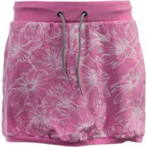 ALPINE PRO KSIA ružová XS - Dámska sukňa