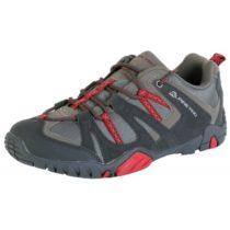 ALPINE PRO SIGFER červená 43 - Pánska treková obuv
