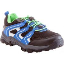 ALPINE PRO VINOSO modrá 28 - Detská outdoorová obuv