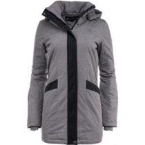 ALPINE PRO WESTINA 2 šedá S - Dámsky kabát
