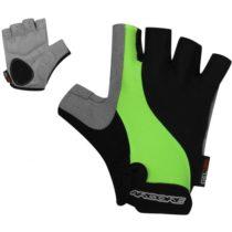 Arcore CYKLISTICKÉ RUKAVICE zelená M - Cyklistické rukavice