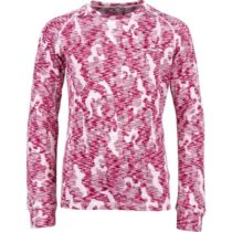 Arcore ELIAS ružová 140-146 - Detské termo tričko s dlhým rukávom