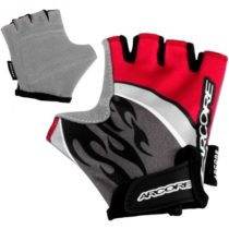 Arcore KIDS sivá 6 - Detské cyklistické rukavice