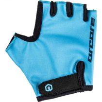 Arcore LUKE modrá 4 - Detské cyklistické rukavice