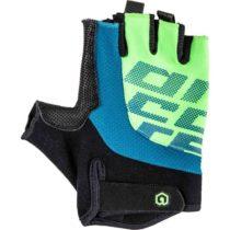 Arcore MUSKOX čierna M - Krátkoprsté cyklistické rukavice