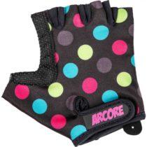 Arcore ZOAC fialová 4 - Detské cyklistické rukavice