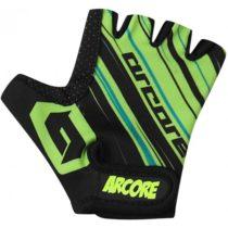 Arcore ZOAC zelená 6 - Detské cyklistické rukavice