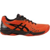 Asics GEL-CHALLENGER 12 CLAY oranžová 10.5 - Pánska tenisová obuv