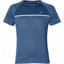 Asics SS TOP modrá S - Pánske bežecké tričko