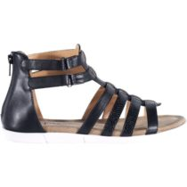Avenue BERGEN čierna 40 - Dámske sandále