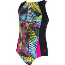 Axis PLAVKY DIEVČENSKÉ čierna 158 - Dievčenské športové plavky
