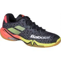 Babolat SHADOW TOUR biela 7 - Pánska bedmintonová obuv