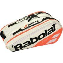 Babolat PURE STRIKE RH X 12 biela NS - Tenisová taška