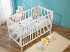 Obojstranný detský matrac Dormeo Baby Pedic, 60x120 cm, ružová
