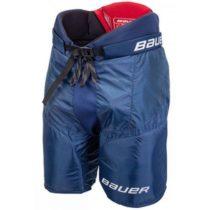 Bauer NSX PANTS SR modrá M - Seniorské hokejové nohavice