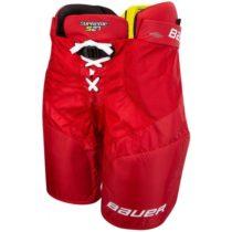 Bauer SUPREME S27 PANTS SR červená M - Hokejové nohavice