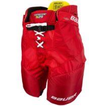 Bauer SUPREME S29 PANTS SR červená XL - Hokejové nohavice