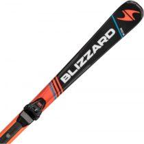 Blizzard RCX + IQ TP 10 čierna 160 - Zjazdové lyže