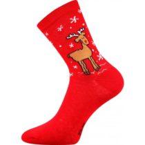 Boma PATTE 016 červená 39 - 42 - Ponožky