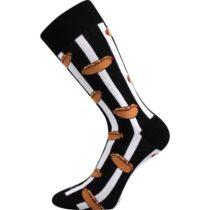 Boma N03060 S-PATTE biela 39 - 42 - Slabé ponožky