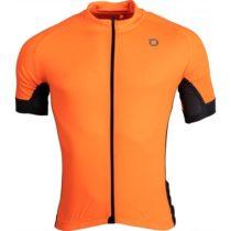 Briko CLASS.SIDE oranžová L - Pánsky cyklistický dres