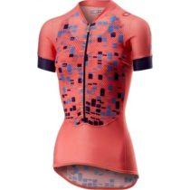 Castelli CLIMBER'S W červená L - Dámsky cyklistický dres