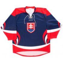 CCM Dres SIHF modrá XL - Hokejový dres