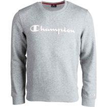 Champion CREWNECK SWEATSHIRT šedá L - Pánska mikina