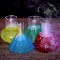 Chemické poháre (sklenené)