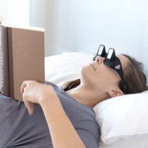 Čítacie okuliare pre lenivcov