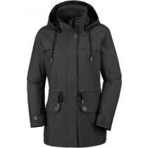 Columbia REMOTENESS JKT čierna L - Dámska nepremokavá bunda
