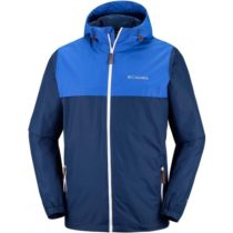 Columbia JONES RIDGE JACKET modrá S - Pánska outdoorová bunda