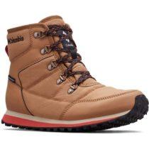 Columbia WHEATLEIGH SHORTY hnedá 6.5 - Dámska zimná obuv