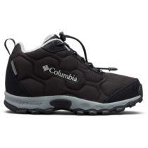 Columbia CHILDRENS FIRECAMP MID 2 WP čierna 9 - Detská treková obuv