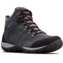 Columbia PEAKFREAK VENTURE S II M tmavo sivá 9 - Pánska outdoorová obuv