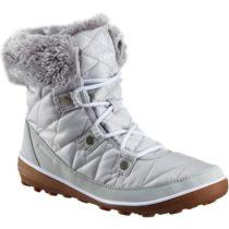 Columbia HEAVENLY SHORTY CAMO OH biela 6.5 - Dámska outdoorová obuv