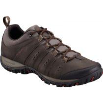 Columbia WOODBURN II hnedá 8.5 - Pánska turistická obuv