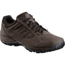 Columbia RUCKEL RIDGE PLUS WP hnedá 10 - Pánska treková obuv