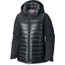 Columbia HEATZONE 1000 TURBODOWN II JACKET čierna S - Dámska zateplená bunda