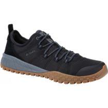 Columbia FAIRBANKS LOW čierna 9 - Pánska obuv do mesta