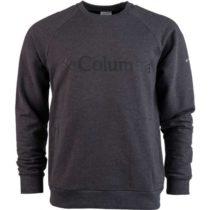 Columbia LODGE CREW tmavo sivá XL - Pánsky outdoorový sveter