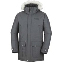 Columbia TIMBERLINE RIDGE JACKET čierna XL - Pánska bunda